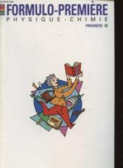 Physique 1s - Couverture - Format classique
