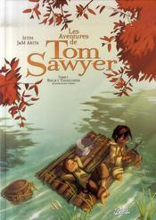 Les aventures de Tom Sawyer T.1 ; Becky Thatcher - Intérieur - Format classique