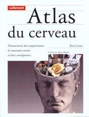 Atlas Du Cerveau - Intérieur - Format classique