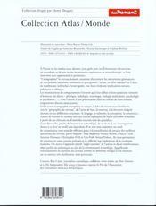 Atlas Du Cerveau - 4ème de couverture - Format classique