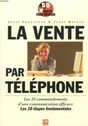La Vente Par Telephone - Couverture - Format classique