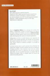 Guide pratique des options et du monep 5eme edition - 4ème de couverture - Format classique