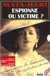 Mata hari - espionne ou victime ? (coffret 2 vol.) - Couverture - Format classique