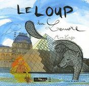 Le loup du Louvre - Intérieur - Format classique