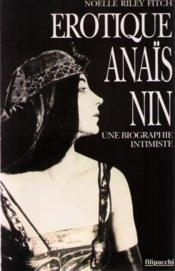 Erotique Anais Nin  - Fitch