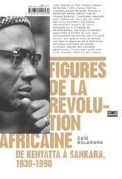 Figures de la révolution africaine - Couverture - Format classique