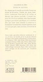 Eloge Du Mouton - 4ème de couverture - Format classique