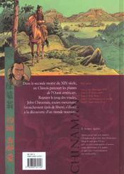 Chinaman t.2 ; à armes égales - 4ème de couverture - Format classique