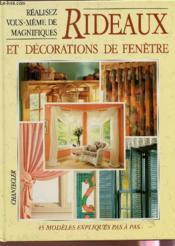 Rideaux Et Decorations De Fenetre - Couverture - Format classique