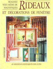 Rideaux Et Decorations De Fenetre - Intérieur - Format classique