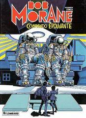 Bob Morane t.10 ; commando épouvante - Intérieur - Format classique