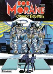 Bob Morane t.10 ; commando épouvante - Couverture - Format classique