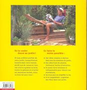 Jardiner Cool - 4ème de couverture - Format classique