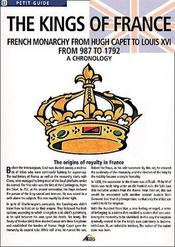 Kings of france - Couverture - Format classique