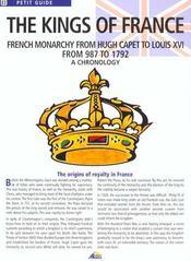Kings of france - Intérieur - Format classique