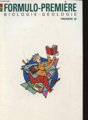 Biologie Geologie 1s - Couverture - Format classique