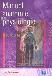 Manuel D Anatomie Et De Physiologie Humaine - 2eme Edition - Intérieur - Format classique
