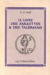 Le Livre Des Amulettes Et Talismans - Couverture - Format classique