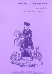 Libertinage Et Philosophie N9 - Intérieur - Format classique