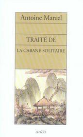 Traite De La Cabane Solitaire - Intérieur - Format classique