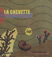 La Crevette - Couverture - Format classique