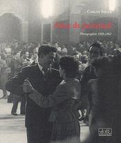 Anos de juventud ; photographies 1949-1962 - Couverture - Format classique