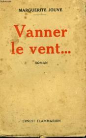 Vanner Le Vent. - Couverture - Format classique