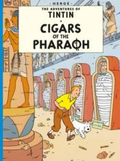 Vente livre :  CIGARS OF THE PHARAOH  - Herge