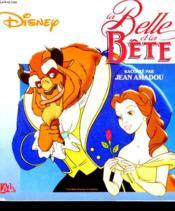 La Belle Et La Bete - Couverture - Format classique