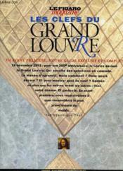 Le Figaro Magazine - Les Clefs Du Grand Louvre - Couverture - Format classique