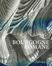 Bourgogne romane - Couverture - Format classique