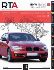 Vente  REVUE TECHNIQUE AUTOMOBILE N.832 ; BMW série1 hayon 5p II ph1 2011-08->2015-06  - Etai - Collectif