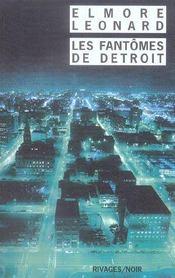 Les Fantomes De Detroit - Intérieur - Format classique