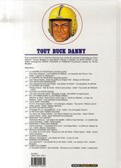 Tout buck danny t.4 ; guerre de coree - 4ème de couverture - Format classique