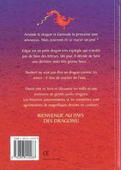 Droles D'Aventures Au Pays Des Dragons - 4ème de couverture - Format classique