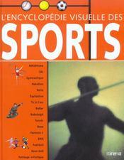 L'Encyclopedie Visuelle Des Sports - Intérieur - Format classique