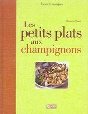 Les petits plats aux champignons - Intérieur - Format classique