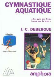 Gymnastique aquatique - Intérieur - Format classique