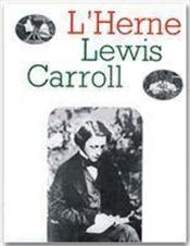 Lewis Carroll - Couverture - Format classique