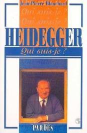 Heidegger - Couverture - Format classique