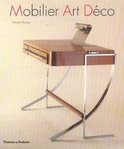 Mobilier Art déco - Intérieur - Format classique