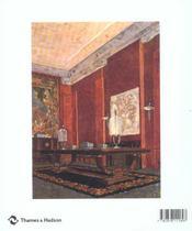 Mobilier Art déco - 4ème de couverture - Format classique
