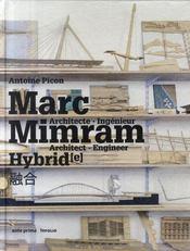 Hybrid ; Marc Mimram, architecte ingénieur - Intérieur - Format classique