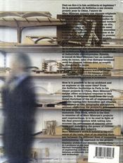 Hybrid ; Marc Mimram, architecte ingénieur - 4ème de couverture - Format classique
