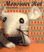 Monsieur rat - Couverture - Format classique