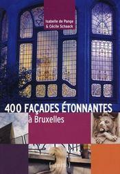 400 façades à Bruxelles - Intérieur - Format classique