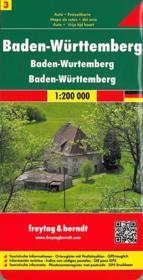 Baden Wurttemberg - Couverture - Format classique