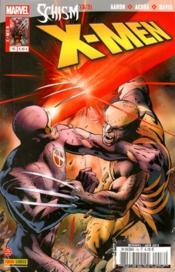 X-Men V2 16 (Schisme2/4) - Couverture - Format classique