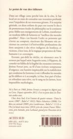 Le sermon sur la chute de Rome - 4ème de couverture - Format classique