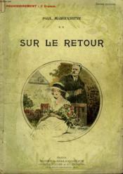 Sur Le Retour. Collection Modern Bibliotheque. - Couverture - Format classique